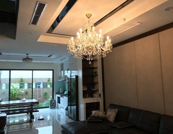 3 điểm cần lưu ý khi lắp đặt đèn treo trần cho ngôi nhà bạn