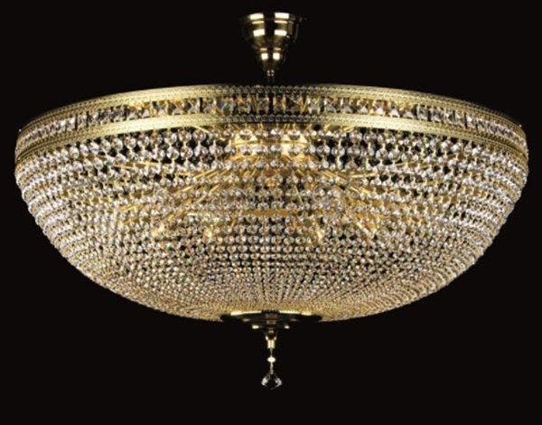 Bộ sưu tập đèn chùm pha lê HOT nhất hiện nay