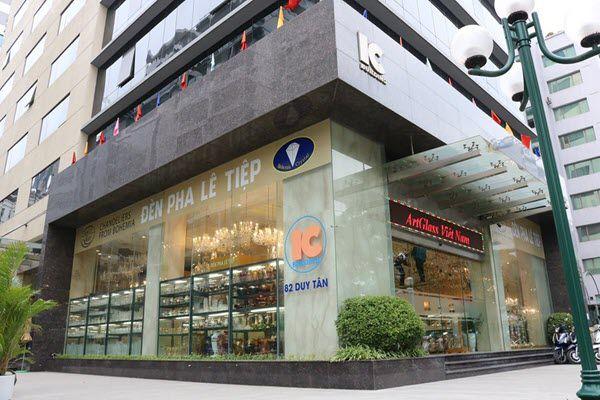Bỏ túi địa chỉ bán đèn lồng pha lê Tiệp chính hãng tại Hà Nội