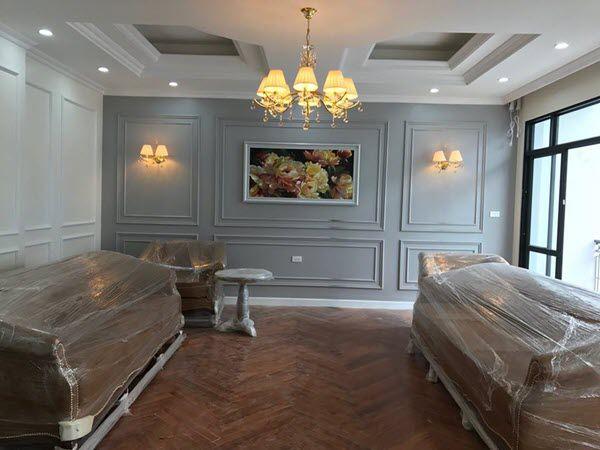 Cách bố trí đèn treo tường ở các không gian khác nhau trong nhà