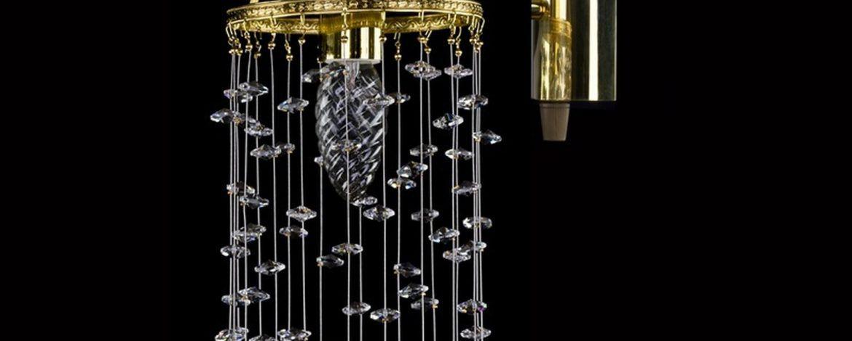 5 mẫu đèn pha lê hiện đại mãn nhãn mọi khách hàng